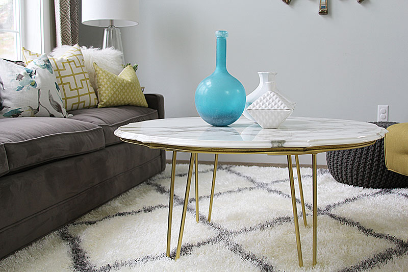 inspiration end tables living room. IMG 2847 hairpin coffee table inspiration  The Hungry Bear